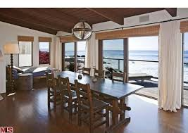 cindy crawford lists malibu home for rent