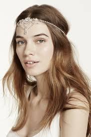 chain headpiece chain headpiece david s bridal