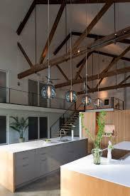 5 modern lighting installations for high ceilings