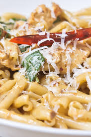 Pasta Recipes by Four Cheese Pasta With Chicken Weight Watchers Kitchme