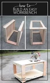 How To Make A Fold Down Workbench How Tos Diy by Shed Workbench And Shelves Cozy Cottages Pinterest