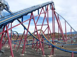 Six Flags Magic Mountain by Six Flags Magic Mountain Theme Park In California Thousand Wonders