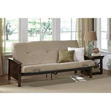 Better Homes And Gardens House Plans Better Homes And Gardens Paneled Wood Arm Futon With 6
