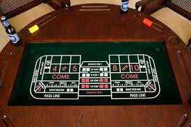Craps Table Ultimate Table Convertible Dining Poker Roulette Craps Table