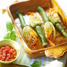 cuisine de julie recette des fleurs de courgette farcies de julie andrieu cuisine