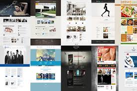 20 wix website templates that will turn the way you think of web