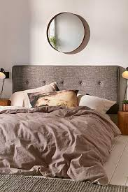 grey bed frames headboards urban outfitters