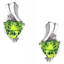 Peridot Chandelier Earrings Peridot Earrings Peridot Stud Earrings Peridot Hoop Earrings From