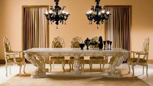 luxury dining room furniture luxury dining room decoration with