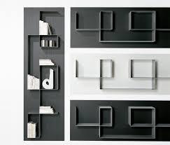 Square Bookshelves Square Wall Shelves From Tisettanta Architonic