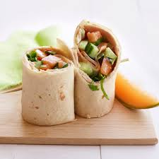 What To Make For A Dinner Party Of - 50 easy wrap recipes ideas for sandwich wraps u2014delish com
