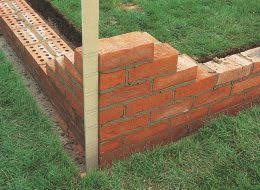 how to repair and build a brick garden wall help u0026 ideas diy