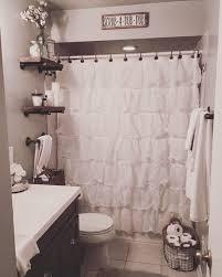 apartement stunning apartment bathroom ideas shower curtain