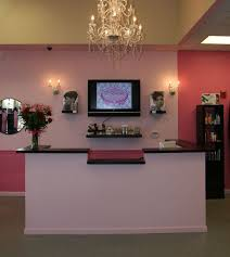 Salon Reception Desk Beauty Salon Reception Desk 207ufc
