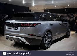 range rover velar dashboard range rover velar at the 87th international geneva motor show