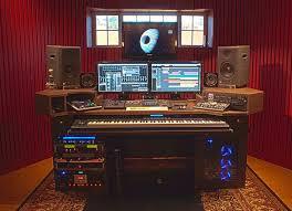 Custom Desk Design Ideas Design Home Studio Ideas Diy Fully Custom Built