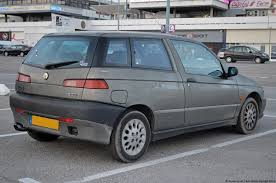 is the alfa romeo 145 146 a future classic ran when parked