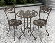 Aluminum Bistro Chairs How To Paint Cast Aluminum Patio Furniture How To Paint