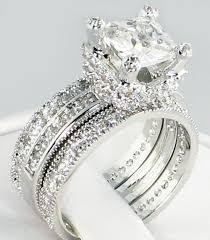 three ring wedding set 3 set wedding rings mindyourbiz us
