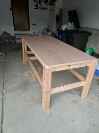 how to build a sturdy workbench inexpensively 5 steps with pictures an error occurred