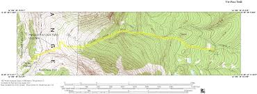 Bear Creek Trail Map Ute Creek Trail Mount Zirkel Wilderness Area Colorado