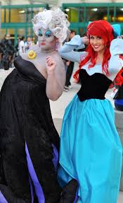 Mermaid Costumes Child Little Mermaid Costumes Ariel And Ursula The Sea Witch By Trueenchantment On Deviantart