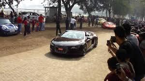 lexus cars in hyderabad super car rally 2013 mumbai flag off hd youtube