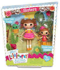 Lalaloopsy Invitation Cards Amazon Com Lalaloopsy Mini Littles Trouble Dusty Trails And