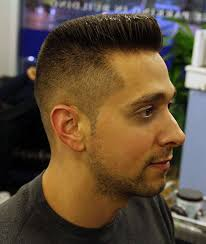 flat top crew cut previously males simply cut hair nails