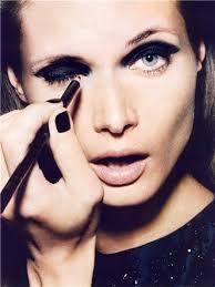 how to do black eye makeup