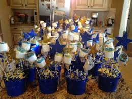 cub scout blue and gold banquet table decorations