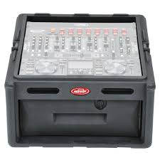 Audio Rack Case Skb 10x4 Audio And Dj Rack Case At Gear4music Com