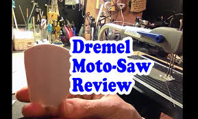 dremel moto saw review a mini scroll saw for hobbyists youtube