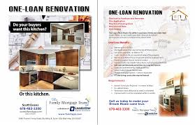 Kitchen Cabinet Financing Your Atlanta Renovation Loan Guide The Family Mortgage Team