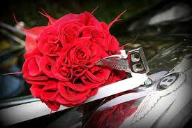 Red Wedding Bouquets Red Wedding Flowers Tesselaar Flowers