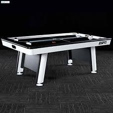 84 air hockey table air hockey table game 84 led touch screen scorer kid play premium