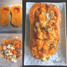 cuisiner la butternut courge butternut gratinée bleu et noix cuisine