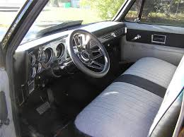 Chevy Truck Interior 1982 Chevy Truck Interior Jackson Lot 910 1 1982