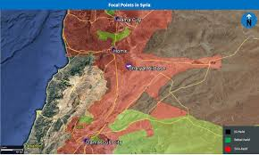 Homs Syria Map by Us Missile Strikes Against Syrian Airbase In Homs Province Likely