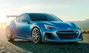 subaru sports car brz 2015 2015 subaru brz sti concept