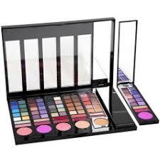 jumbl see thru makeup kit free 250 mac