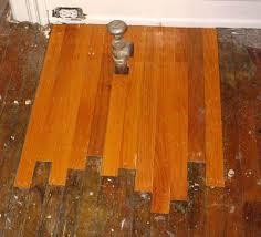 repair wood floor gouge meze