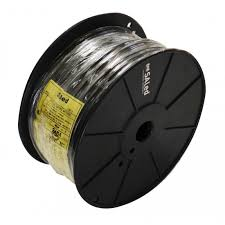 led wire ul 18awg red black with pvc 50m roll accessories
