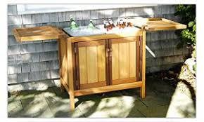 storage buffet cabinets cedar patio outdoor teak storage units