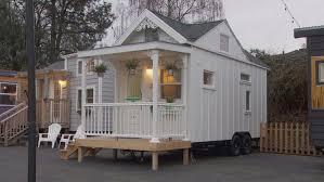 miniature homes tiny digs welcomes public to view miniature homes katu