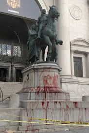 museum of teddy roosevelt attacked at museum of history york post
