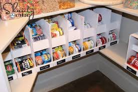 how to store food in a cupboard 10 brilliant canned food storage ideas clean with