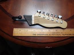 Ica Home Decor Ica Home Decor Fender Telecaster Style Guitar Coat Hanger