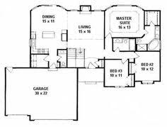 Home Floor Plans 1500 Square Feet Great Floor Plan Love 1500 Square Foot Cottage House Plans