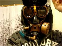 Gas Mask Halloween Costume Diy Steampunk Halloween Costume